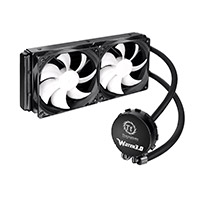 Thermaltake Water 3.0 Extreme S Universal Water Cooling System 240mm Radiator - Click below for large images
