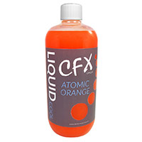 Liquid Cool  CFX Pre Mix Opaque Performance Coolant 1000ml Atomic Orange - Click below for large images