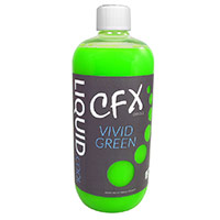 Liquid Cool  CFX Pre Mix Opaque Performance Coolant 1000ml Vivid Green - Click below for large images