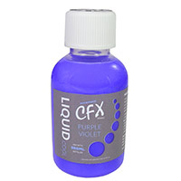 Liquid Cool  CFX Concentrated Opaque Performance Coolant 150ml Purple Violet - Click below for large images