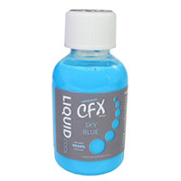 Liquid Cool  CFX Concentrated Opaque Performance Coolant 150ml Sky Blue  - Click below for large images