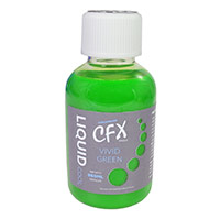 Liquid Cool  CFX Concentrated Opaque Performance Coolant 150ml Vivid Green - Click below for large images