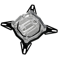 Liquid Cool  CPU WaterCooling Block for Intel 775 115x 1366 & 2011 3 - Click below for large images