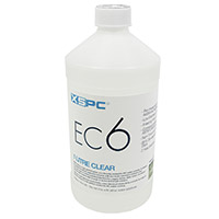 XSPC EC6 Non Conductive Coolant Clear - Click below for large images