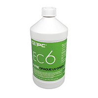 XSPC EC6 Premix Opaque Coolant Green UV - Click below for large images