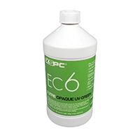 XSPC EC6 Premix Opaque Coolant Green UV - Click below for large images