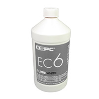 XSPC EC6 Premix Opaque Coolant White - Click below for large images