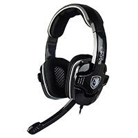Sades  SA-922 Multiplatform Gaming Headset - Click below for large images