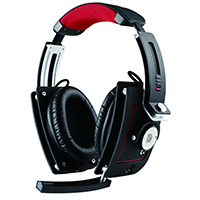 Thermaltake E-Sports Level 10M Black Gaming Headset 40mm Audio Drivers - Click below for large images