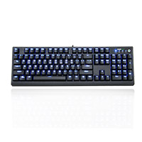Game Max MK1 Mechanical Dual Layer with Blue Led Gaming Keyboard - Click below for large images