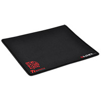 Thermaltake Tt eSports Dasher Mini Slim Gaming Mouse Pad - Click below for large images