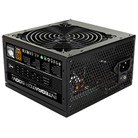 Aerocool Integrator 500W PSU 12cm Black Fan Active PFC Bulk Packed With x 2 PCIe ETA. 30th of November - Click below for large images