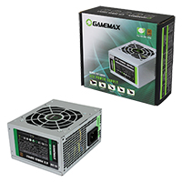 Game Max GS300 300w 80 Plus Bronze Matx Power Supply - Click below for large images