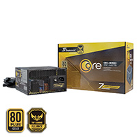 Seasonic Core GC 650w 80+ Gold PSU - Click below for large images