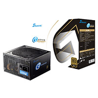 Seasonic G360 360W 80+ Gold Certified PSU Jap Caps DBB Fan - Click below for large images