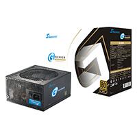 Seasonic G550 550W 80+ Gold Certified PSU Semi Modular Jap Caps DBB Fan - Click below for large images