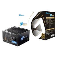 Seasonic G750 750W 80+ Gold Certified PSU Semi Modular Jap Caps DBB Fan - Click below for large images