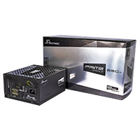 Seasonic Prime 850W Titanium 80 Plus Full Modular PSU - Click below for large images