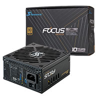 Seasonic Focus SGX 450W SFX PSU With ATX Bracket - Click below for large images