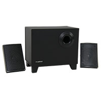 Game Max Multimedia Pro Audio 2.1 Speaker system - Click below for large images