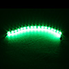 Powercool 30cm Green LED Strip IP65 SMD5050 18 LED - Alternative image