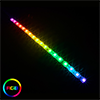 View more info on GameMax RGB LED Strip 30cm 16.8 Million Colours...