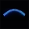 Game Max 30cm Magnetic LED Strip - White  - Alternative image