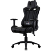 Aerocool AC120 Air Black Gaming Chair with Air Technology and Headrest & Backrest Cushions Included - Alternative image