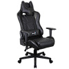 Aerocool AC220 Air Black Gaming Chair with Air Technology and Headrest & Backrest Cushions Included - Alternative image