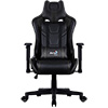 View more info on Aerocool AC220 Air Black Gaming Chair with Air Technology and Headrest & Backrest Cushions Included...