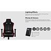 Aerocool AC220 Air RGB Black Gaming Chair ETA. Coming Soon  - Alternative image
