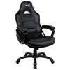 Aerocool AC80C Air Black Gaming Chair with Air Technology & Unique Carbon Fibre Blend - Alternative image