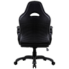 Aerocool AC80C Air Black & White Gaming Chair with Air Technology & Unique Carbon Fibre Blend - Alternative image
