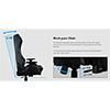Aerocool P7-GC1 Air Black Gaming Chair ETA. Coming Soon  - Alternative image