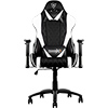 Aerocool Thunder X3 Pro Gaming Chair TGC15 Black White ETA. 8th of May - Alternative image