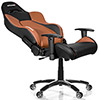 AK Racing  K7001 Premium Gaming Chair Black Brown - Alternative image