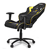 AK Racing  Team Dignitas Edt Max Gaming Chair Yellow - Alternative image