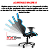 AK Racing  Arctica White Gaming Chair - Alternative image