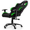 AK Racing  Gaming Chair K7012 Black Green - Alternative image