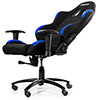 AK Racing  Gaming Chair K7012 Black Blue - Alternative image