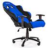 AK Racing  Prime K7018 Gaming Chair Black Blue - Alternative image