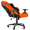 AK Racing  Prime K7018 Gaming Chair Black Orange - Alternative image