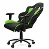 AK Racing  Nitro Gaming Chair Green - Alternative image