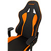 AK Racing  Nitro Gaming Chair Orange - Alternative image