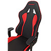 AK Racing  Nitro Gaming Chair Red - Alternative image