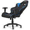 AK Racing  Octane Gaming Chair Blue - Alternative image