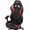 AK Racing  Octane Gaming Chair Red - Alternative image