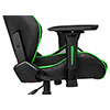 AK Racing  Overture Green Gaming Chair    - Alternative image
