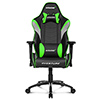 View more info on AK Racing  Overture Green Gaming Chair   ...