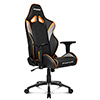 AK Racing  Overture Orange Gaming Chair  - Alternative image